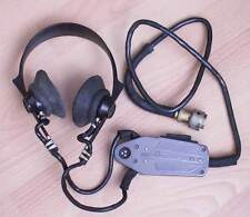 Russian military headphones with microphone TA-56M  50 Om  NEW