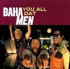 Audio CD You All Dat - Baha Men - Free Shipping