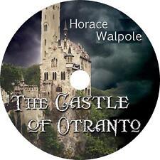 The Castle of Otranto, Horace Walpole Gothic Novel Audiobook on 5 Audio CDs