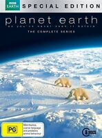 Planet Earth - The Complete Series (DVD, 2010, 6-Disc Set)