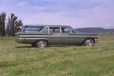 521011 1960 Pontiac Safari A4 Photo Print