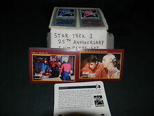 1991 Star Trek 25th Anniversary Card Set (1007)
