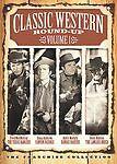 Classic Western Round-Up: Vol. 1 (DVD, 2007, 2-Disc Set)