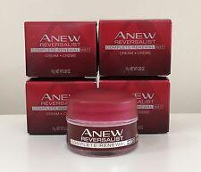New Avon Anew Reversalist NIGHT Renewal Cream Trial Travel Size .50 oz. *Qty 4*