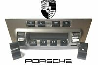 PORSCHE 987 BOXSTER CAYMAN 911 997 CLIMATE CONTROL TEMPERATURE CONTROL BUTTONS A