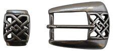 FRONHOFER Fibbia cintura e Anello, Nodo, Decorazioni, argento, Donna, 2cm