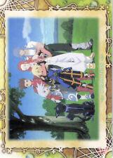 Tales of Symphonia 2 Ending Trading Card No.44 Emil Zelos Regal Lloyd Genis Tene