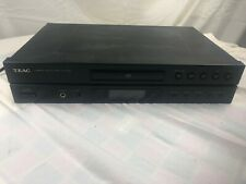 New listing Teac Compact Disc Player Vintage Model Cd-P1260 No Remote