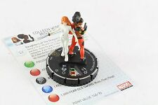 Heroclix Colleen Wing & Misty Knight 044 Amazing Spider-man Sr Super Rare