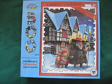 THE CANDLEMAN by James C. Christensen - Ceaco CORKBOARD 500 piece puzzle
