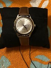 Todd Snyder x Timex Mid Century Watch Brown New With Tags NWT