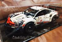 Display case for Lego Porsche 911 RSR 42096 ( Sydney Stock) Top Rated Seller