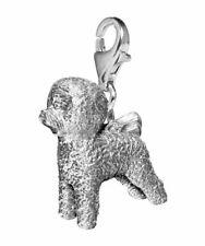 Bichon Frise Sterling Silver Charm