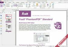 Foxit PhantomPDF Edition Standard 9.0 Lifetime