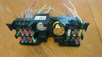 Vb Vc Vh Fuse Box Flasher Relays Holden Commodore Sle Slx Sl