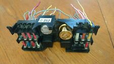 Vb Vc Vh Fuse Box Flasher Relays Holden Commodore Sle Slx Sl