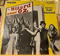 Judy Garland The Wizard of OZ on Radio SEALED Vinyl LP Radiola MR-1109 Broadcast