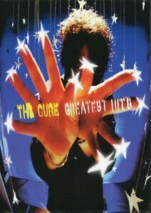The Cure Greatest Succès (2001) 27-track DVD Neuf / Scellé