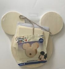 Mickey Mouse Birdhouse Kit
