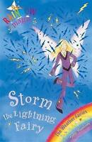 Storm the Lightning Fairy (Rainbow Magic) by Daisy Meadows, Acceptable Used Book