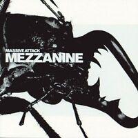 Massive Attack Mezzanine (1998) [CD]