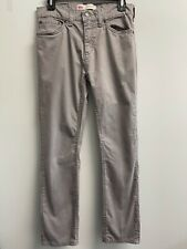 EUC Levi's 511 Slim Fit Jeans Boys 18 Regular 29/29 Grey Pants