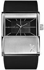 Watch Marc Eckò E11528G1 silicone black case steel fashion oversize unisex