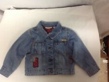 Levi Strauss Signature Girls Denim Jacket Size 18 Months