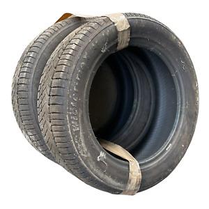Reifen Winterreifen 2x Wanli 205 55 16 DOT 19 7-8 mm Profil