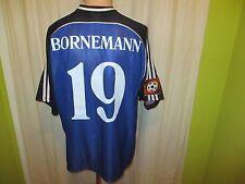 "SC Freiburg Adidas Matchworn Trikot 1998/99 ""BfG Bank"" + Nr.19 Bornemann Gr.XL"