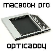 """Optibay MacBook Pro 15"""" 2006 2007 2008 PATA-SATA 2. HDD SSD Adapter Caddy"""