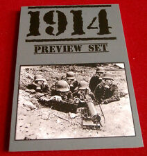 1914 PREVIEW SET (9 cards) issued by Cult Stuff