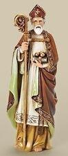 "St. NIcholas Collectible 6.25""H Statue by Joseph's Studio"