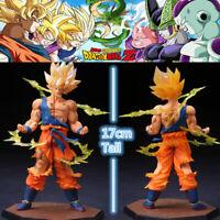 Dragon Ball Z Super Saiyan Son Goku Action Figure Model Doll Japan Anime Kid Toy