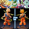 Dragon Ball Z Super Saiyan Son Goku Action Figure Model Doll Japan Anime Kid Toy