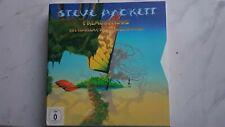 Steve Hackett-Premonitions - The Charisma Recordings CD Box set, 14 CD+DVD