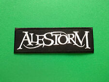 HEAVY METAL PUNK ROCK MUSIC FESTIVAL SEW ON / IRON ON PATCH:- ALESTORM