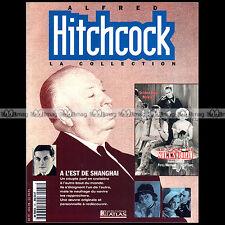 ALFRED HITCHCOCK 33 FILM A L'EST DE SHANGAÏ HENRY KENDALL PERCY MARMONT J. BARRY