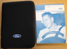 FORD KA AND FORD SPORTKA HANDBOOK OWNERS MANUAL WALLET 1996-2008 PACK 10787