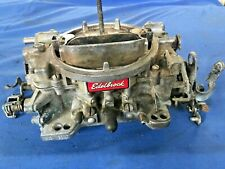 Edelbrock 1405 Performer Carburetor 600 cfm 4-Barrel Square Bore Manual Choke