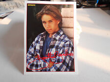 Jonathan Brandis ++ Bravo-Autogrammkarte ++ AK ++ TOP ++