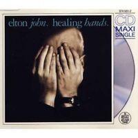 Elton John Healing hands (1989, #8749812) [Maxi-CD]