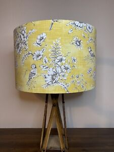 Iliv Finch Toile Buttercup Handmade Lampshade