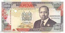 Kenya 100 Shilingi 1994 Unc pn 27f