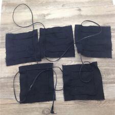 7.4V Winter Carbon Fiber Heating Pads Electric Warm Clothing Heating Jacket Kit