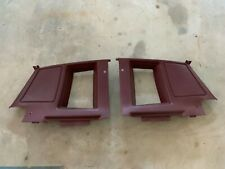 81-87 Pontiac Grand Prix Interior Sail Panel Quarter Window Trim G Body