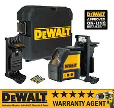 DeWALT DW088K DW088 Cordless Professional Self Leveling Cross Line Laser Level R