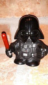 "2005 Darth Vader Palm Talker Talking Figure Power of the Jedi Tomy Star Wars 4"""