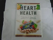 Heart Health: Unlocking the Power of Nutrition for Better Health dvd NEW