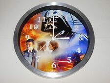 Star Wars The Empire Strikes Back 10 Inch Metal Wall Clock